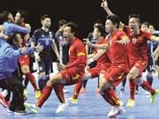 Futsal : Le Vietnam dans la cour des grands