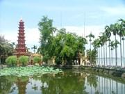 Escapade dans quelques anciennes pagodes au cœur de Hanoi