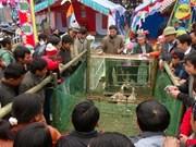 La fête printanière de Ba Bê animée par des jeux traditionnels