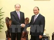 Le vice-PM Nguyen Xuan Phuc reçoit le ministre azerbaïdjanais de la Justice