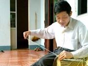 Nguyên Van Trung, un artisan vannier hors pair