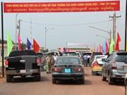 Tây Ninh a une deuxième porte frontalière principale avec le Cambodge