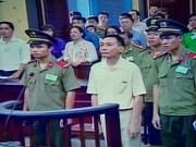 Condamnation pour propagande contre l'Etat