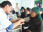 Assurance sociale: renforcement des soins de santé pour les personnes âgées