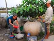 Delta du Mékong : aide belge dans le traitement des déchets et des eaux usées