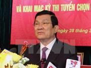 L'AN libère Truong Tan Sang de ses fonctions de président du Vietnam