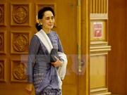 Myanmar: le parti de Suu Kyi lui crée une fonction spéciale