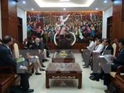 L'ambassadeur américain pour la liberté religieuse internationale en visite au Vietnam