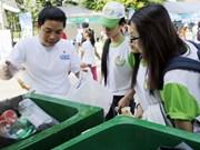 Hô Chi Minh-Ville va fêter la Journée du recyclage des déchets