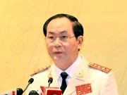Biographie du nouveau président vietnamien Tran Dai Quang