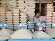 L'Indonésie exportera 100.000 tonnes de riz vers dix pays asiatiques et européens