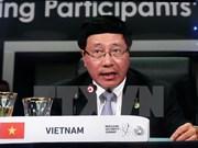 Contributions actives du Vietnam aux efforts internationaux de désarmement