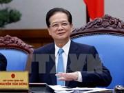 AN : la libération de Nguyen Tan Dung de ses fonctions de PM à l'ordre du jour