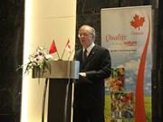Séminaires pour promouvoir le porc canadien auprès des acheteurs vietnamiens