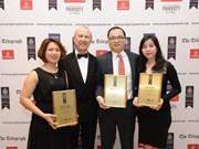 Immobilier : Vingroup reçoit trois premiers prix d'Asie-Pacifique 2016