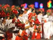 Préparation du 5e Festival des flamboyants rouges de Hai Phong 2016