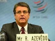 Le directeur général de l'OMC Roberto Azevêdo : Le Vietnam va dans la bonne direction