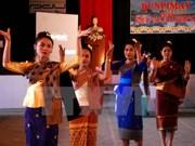 La haute délégation du PCV au Sud Laos