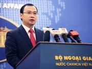Le Vietnam salue la déclaration de la réunion ministérielle du G7