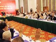 Adoption de la liste des candidats de ressort central aux législatives