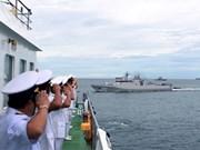 "La Marine vietnamienne ""contribue effectivement"" à Komodo 2016"