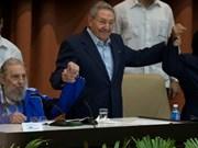 Raul Castro réélu à la tête du Parti communiste de Cuba