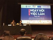 Forum emploi franco-vietnamien, de belles opportunités pour les jeunes Vietnamiens
