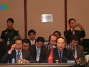 Réunion des hauts officiels de la défense de l'ASEAN à Vientiane