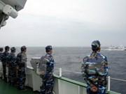 Fin de l'enquête commune à l'extérieur du golfe du Bac Bo