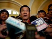 Philippines : Duterte favori de la présidentielle