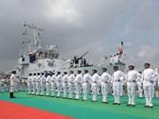 Patrouille maritime commune entre l'Inde et la Thaïlande