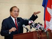 Mer Orientale : le Cambodge n'a approuvé aucun nouvel accord avec la Chine