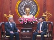 HCM-Ville et les États-Unis intensifient leur coopération dans l'agriculture