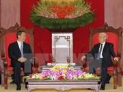 Renforcement de la coopération avec le Guangxi (Chine)
