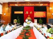 Da Nang engagée à développer rapidement et durablement son économie