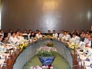 Le PM préside la réunion du Cabinet pour régler les pétitions d'entreprises
