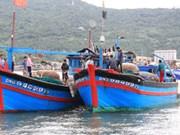 Le Syndicat de la pêche proteste contre l'attaque d'un bateau vietnamien par un étranger