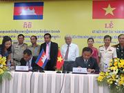 Dong Thap et Pray Veng renforcent leur coopération