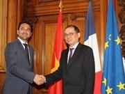 La ville française de Reims cherche la coopération économique avec le Vietnam
