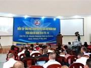 Vietnam-Etats-Unis : exercices communs de simulation de catastrophe naturelle