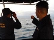 Quatre disparus en mer malaisienne sauvés par des pêcheurs vietnamiens