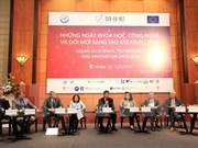 Potentialités de coopération UE-Vietnam dans les sciences et technologies