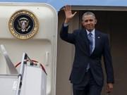 Obama en route pour Hanoi: la presse américaine en parle