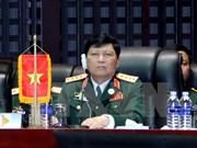 Conférence ministérielle informelle de la Défense ASEAN-Chine