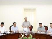 Gouvernement: discussion pour stabiliser la macroéconomie