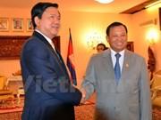 Ho Chi Minh-Ville promeut sa coopération avec Phnom Penh