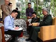 Paix et sécurité en Mer Orientale sont indispensables pour le monde entier
