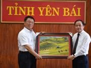 Affaires ethniques: des officiels chinois en visite dans la région Nord-Ouest