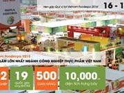 Vietnam Foodexpo prévu en novembre