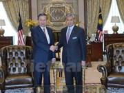 Le ministre de la Sécurité publique en visite en Malaisie
